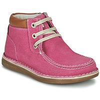 Skor Flickor Boots Birkenstock PASADENA HIGH KIDS Rosa