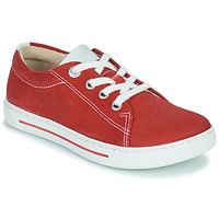 Skor Barn Sneakers Birkenstock ARRAN KIDS Röd