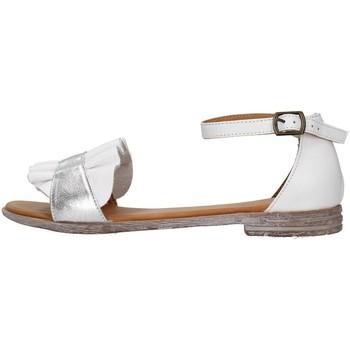 Skor Dam Sandaler Bueno Shoes 20WN5021 WHITE