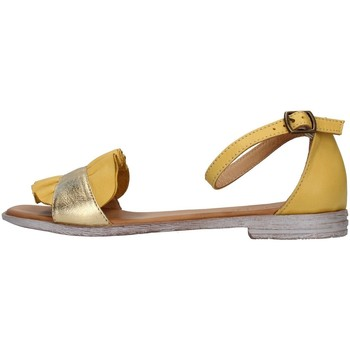 Skor Dam Sandaler Bueno Shoes 21WN5021 YELLOW