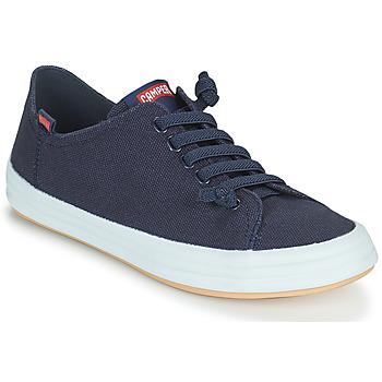 Skor Dam Sneakers Camper HOOPS Blå
