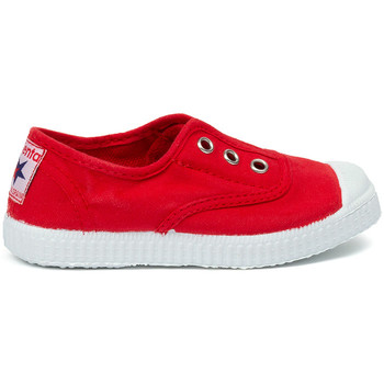 Skor Barn Tennisskor Cienta Chaussures en toiles  Tintado rouge