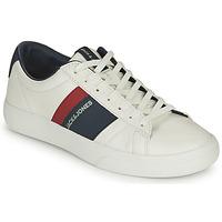 Skor Pojkar Sneakers Jack & Jones MISTRY Vit