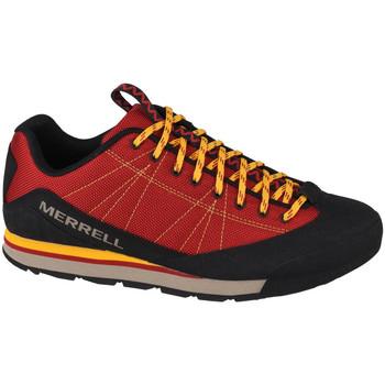 Skor Herr Sneakers Merrell Catalyst Storm Rouge