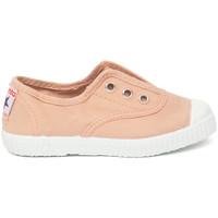 Skor Barn Tennisskor Cienta Chaussures en toiles  Tintado rose clair