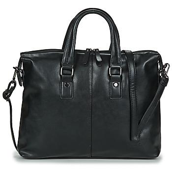 Väskor Dam Handväskor med kort rem Moony Mood OUHLA Svart