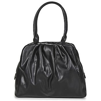 Väskor Dam Handväskor med kort rem Moony Mood ODALINE Svart