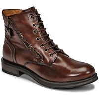 Skor Dam Boots Casual Attitude NUNAISE Brun