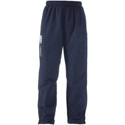 textil Joggingbyxor Canterbury  Marinblått/vit