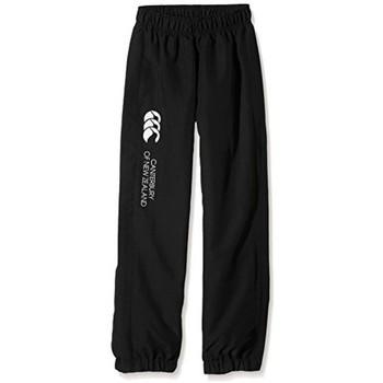 textil Joggingbyxor Canterbury  Svart/vit