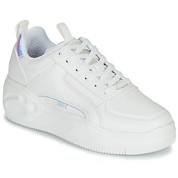 Skor Dam Sneakers Buffalo FLAT SMPL 2.0 Vit