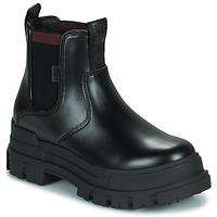 Skor Dam Boots Buffalo ASPHA CHELSEA Svart