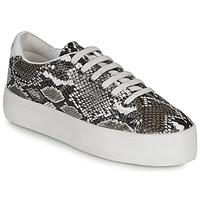 Skor Dam Sneakers No Name PLATO M Vit