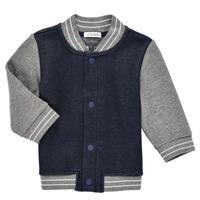 textil Pojkar Koftor / Cardigans / Västar Ikks AVOCAT Flerfärgad