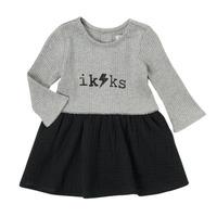 textil Flickor Korta klänningar Ikks CARAMEL Flerfärgad