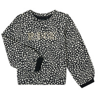 textil Flickor Sweatshirts Ikks GREGE Svart