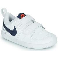 Skor Barn Sneakers Nike NIKE PICO 5 (TDV) Vit / Blå