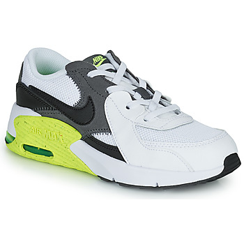 Skor Barn Sneakers Nike NIKE AIR MAX EXCEE (PS) Vit / Svart
