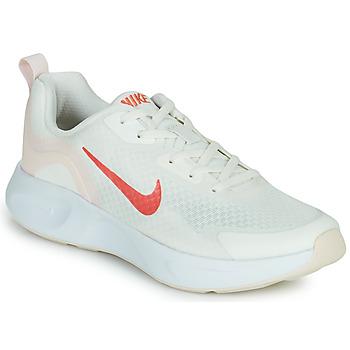 Skor Dam Träningsskor Nike WMNS NIKE WEARALLDAY Beige / Rosa