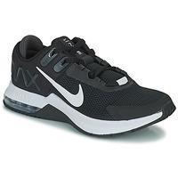 Skor Herr Träningsskor Nike NIKE AIR MAX ALPHA TRAINER 4 Svart / Vit