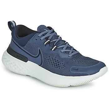 Skor Herr Löparskor Nike NIKE REACT MILER 2 Blå