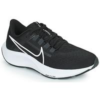 Skor Dam Löparskor Nike WMNS NIKE AIR ZOOM PEGASUS 38 Svart / Vit