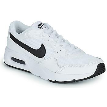 Skor Barn Sneakers Nike NIKE AIR MAX SC (GS) Vit / Svart