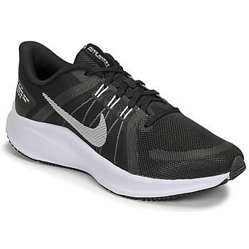 Skor Dam Löparskor Nike WMNS NIKE QUEST 4 Svart / Vit