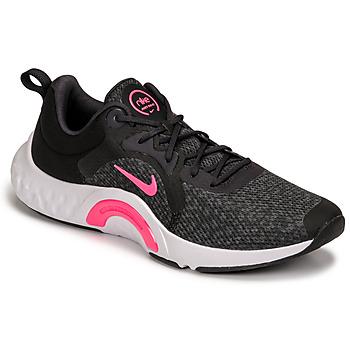 Skor Dam Träningsskor Nike W NIKE RENEW IN-SEASON TR 11 Svart / Rosa