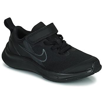 Skor Barn Löparskor Nike NIKE STAR RUNNER 3 (PSV) Svart