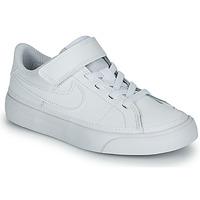 Skor Barn Sneakers Nike NIKE COURT LEGACY (PSV) Vit