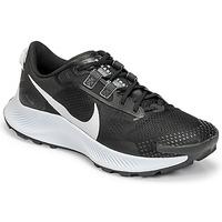Skor Herr Löparskor Nike NIKE PEGASUS TRAIL 3 Svart / Silverfärgad