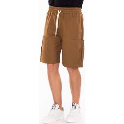 textil Herr Shorts / Bermudas Takeshy Kurosawa  Brun