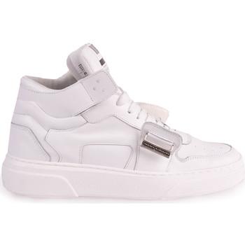 Skor Herr Höga sneakers Takeshy Kurosawa  Vit