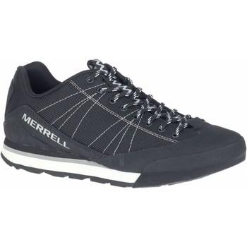 Skor Herr Sneakers Merrell Catalyst Storm Svarta