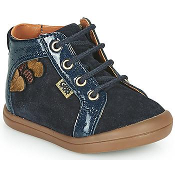 Skor Flickor Höga sneakers GBB PRUNE Blå