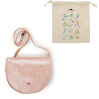 Väskor Flickor Midjeväskor Easy Peasy BANANOO CHAT Rosa