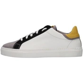 Skor Herr Sneakers Re Blu' 132 GREY