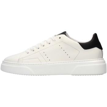 Skor Herr Sneakers Re Blu' 046 WHITE