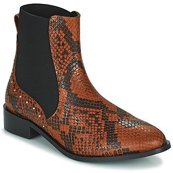 Skor Dam Boots JB Martin ANGE Brun