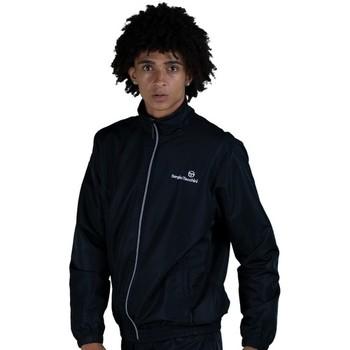 textil Herr Sweatjackets Sergio Tacchini Veste  Carson 021 black/white