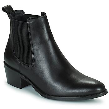 Skor Dam Boots Fericelli PAMINA Svart