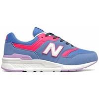 Skor Barn Sneakers New Balance 997 Blå