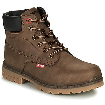 Skor Barn Boots Levi's NEW FORREST Brun