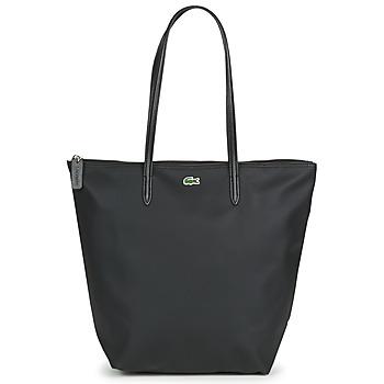Väskor Dam Shoppingväskor Lacoste L.12.12 CONCEPT LONG Svart