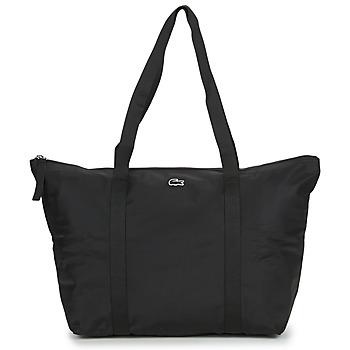 Väskor Dam Shoppingväskor Lacoste JEANNE LARGE Svart