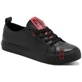 Skor Dam Sneakers Big Star EE274303 Svarta