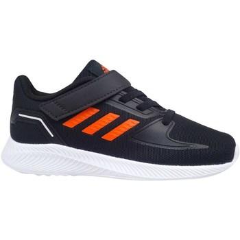 Skor Barn Löparskor adidas Originals Runfalcon 20 I Svarta