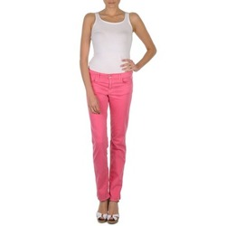 textil Dam 5-ficksbyxor Gant DANA SPRAY COLORED DENIM PANTS Rosa