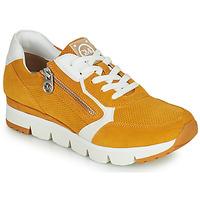Skor Dam Sneakers Marco Tozzi NERIANA Gul